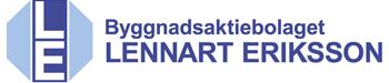 Byggnads AB Lennart Eriksson | Byggentreprenad i Kramfors